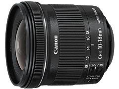 (キヤノン) Canon EF-S10-18/F4.5-5.6 IS STM