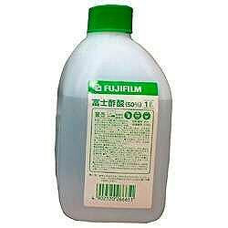 (フジフイルム) FUJIFILM 酢酸(サクサン) 1L