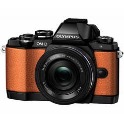 (オリンパス) OLYMPUS OM-D E-M10 Limited Edition Kit オレンジ