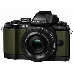 (オリンパス) OLYMPUS OM-D E-M10 Limited Edition Kit グリーン