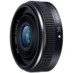 (パナソニック) Panasonic LUMIX G 14mm F2.5 II ASPH. [H-H014A] ブラック