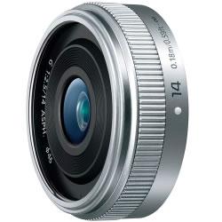 (パナソニック) Panasonic LUMIX G 14mm F2.5 II ASPH. [H-H014A] シルバー