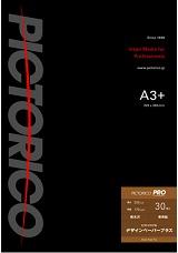 (ピクトリコ) PICTORICO PPD160-A3+/30  A3+サイズ デザインペーパープラス 無光沢