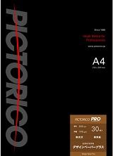 (ピクトリコ) PICTORICO PPD160-A4/30  A4サイズ デザインペーパープラス 無光沢