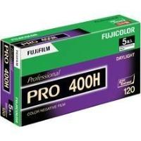 (フジフイルム) FUJIFILM PRO 400H 120 12枚×5本