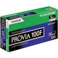 (フジフイルム) FUJIFILM プロビア 100F 120 12枚×5本