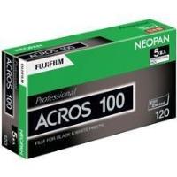 (フジフイルム) FUJIFILM アクロス 100 120 12枚×5本