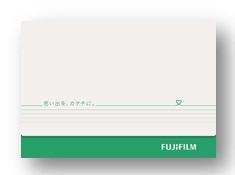 (フジフイルム) FUJIFILM フジプリント袋 2Lサイズ