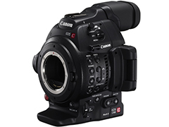 (キヤノン) Canon EOS C100 MARK II ボディ