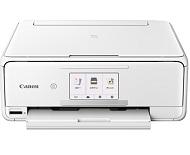 (キヤノン) Canon TS8130WH ホワイト PIXUSプリンター ハイスペックモデル