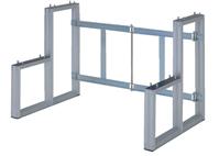 (パックス工業) PAX マルチヒナ段用 2段型 枠