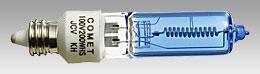 (コメット) COMET ハロゲンランプ 200W ブルー