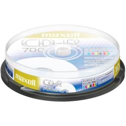 (日立マクセル) maxell CDR700S.PNW.10SP データ用CD-R 10枚