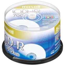 (日立マクセル) maxell CDR700S.PNW.50SP データ用CD-R 50枚