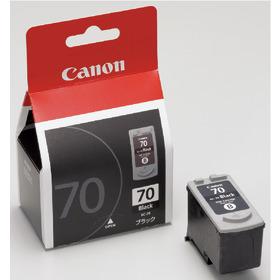 (キヤノン) Canon  BC-70 ブラック インクカートリッジ