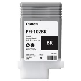 (キヤノン) Canon PFI-102BK ブラック インクカートリッジ