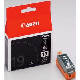 (キヤノン) Canon BCI-19BLACK ブラック インクカートリッジ