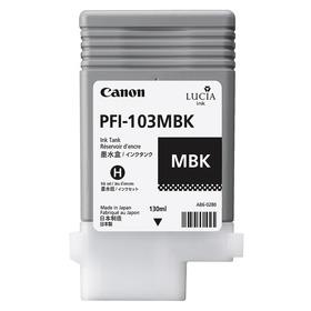 (キヤノン) Canon PFI-103MBK マットブラック インクカートリッジ
