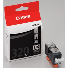 (キヤノン) Canon  BCI-320PGBK ブラック インクカートリッジ
