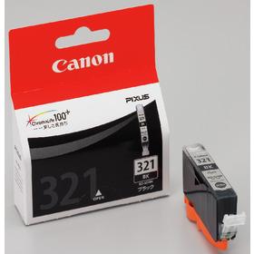 (キヤノン) Canon  BCI-321BK ブラック インクカートリッジ
