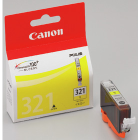 (キヤノン) Canon  BCI-321Y イエロー インクカートリッジ