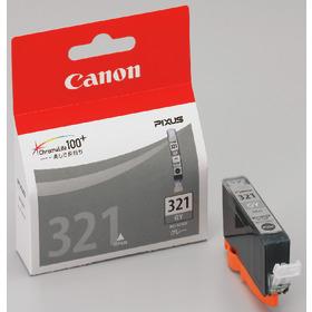 (キヤノン) Canon BCI-321GY グレー インクカートリッジ