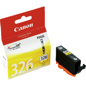 (キヤノン) Canon BCI-326Y イエロー インクカートリッジ