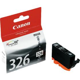 (キヤノン) Canon  BCI-326BK ブラック インクカートリッジ