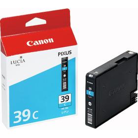 (キヤノン) Canon  PGI-39C シアン インクカートリッジ