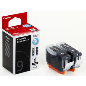 (キヤノン) Canon  BCI-9BK2P ブラック インクカートリッジ