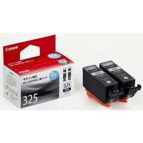 (キヤノン) Canon  BCI-325PGBK2P ブラック2本 インクカートリッジ
