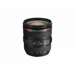 (キヤノン) Canon EF24-70/F4L IS USM ズームレンズ標準
