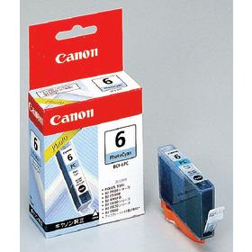 (キヤノン) Canon  BCI-6PC フォトシアン インクカートリッジ