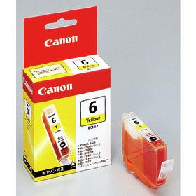 (キヤノン) Canon  BCI-6Y イエロー インクカートリッジ