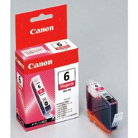 (キヤノン) Canon  BCI-6M マゼンタ インクカートリッジ