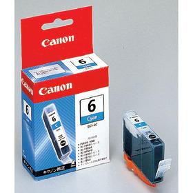 (キヤノン) Canon  BCI-6C シアン インクカートリッジ