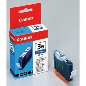 (キヤノン) Canon  BCI-3E インクカートリッジ各色