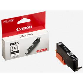(キヤノン) Canon  BCI-351XLBK ブラック インクカートリッジ