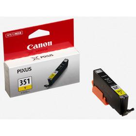 (キヤノン) Canon  BCI-351Y イエロー インクカートリッジ