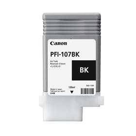 (キヤノン) Canon PFI-107BK ブラック インクカートリッジ