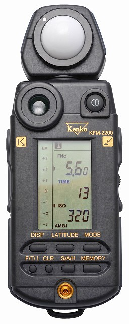 ケンコー KFM-2200 フラツシユメーター