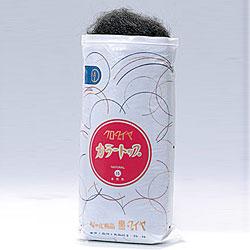 (加藤)KATO 497-0006 つけ毛 カラートップ黒ダイヤ L-15 自然色