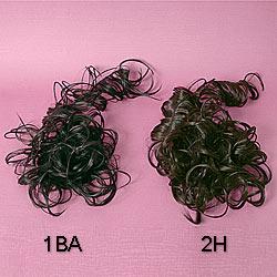 (加藤)KATO 497-1552 つけ毛 ロープ ウィッグカール CR5 2種 中国製 京印