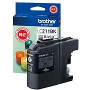 (ブラザー) brother  LC211BK ブラック インクカートリッジ
