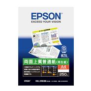 (エプソン) EPSON KA4250NPDR  両面上質普通紙〈再生紙〉 A4 250枚