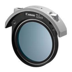 (キヤノン) Canon 円偏光フイルタPL-C52(W2)
