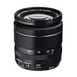 (フジフイルム) FUJIFILM フジノンレンズ XF18-55mmF2.8-4 R LM OIS