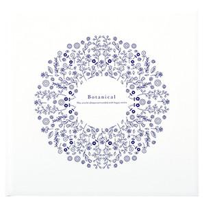 (竹野) TAKENO ボタニカル/ホワイト2面 483-0011