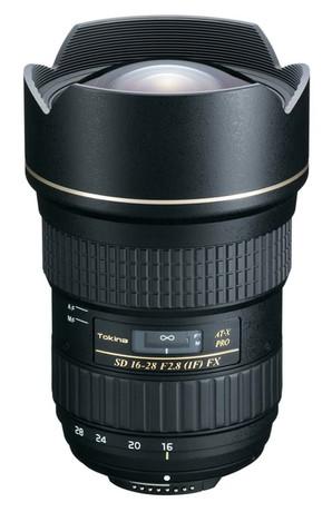 (トキナー) Tokina AT-X16-28PRO FX (16-28mmF2.8) ニコンマウント【35mmフルサイズ】