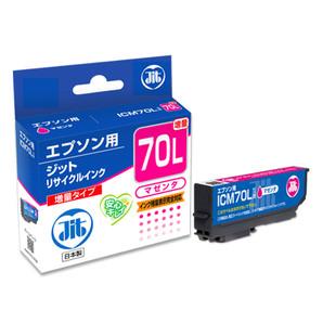 (ジット) JIT JIT-E70ML マゼンタ インクカートリッジ